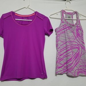 2/$20 - 2 Champion Women's Small Shirts Tank Top